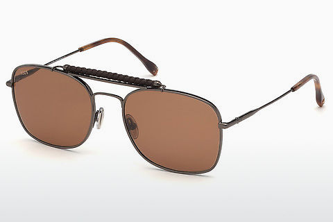 solbrille Tod's TO0254 12E