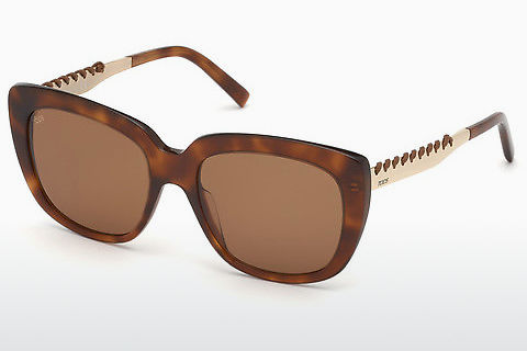 solbrille Tod's TO0257 53E