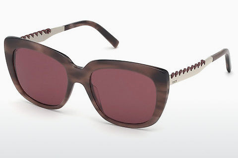 solbrille Tod's TO0257 55S