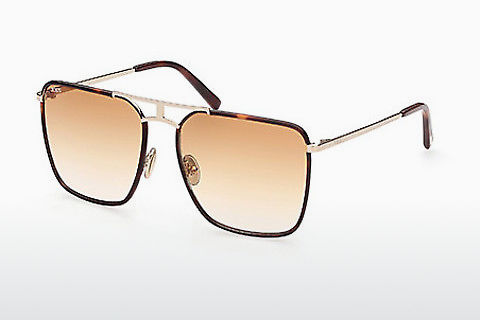solbrille Tod's TO0293 53F