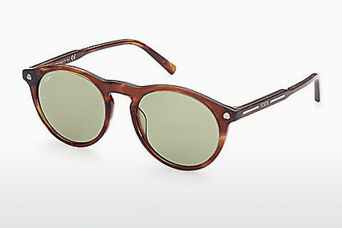 solbrille Tod's TO0298 53N
