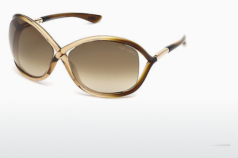 solbrille Tom Ford Whitney (FT0009 74F)