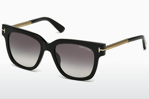 solbrille Tom Ford Tracy (FT0436 01B)