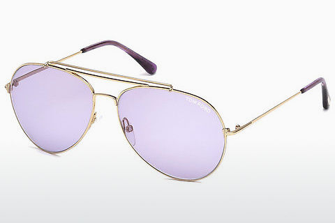 solbrille Tom Ford Indiana (FT0497 28Y)