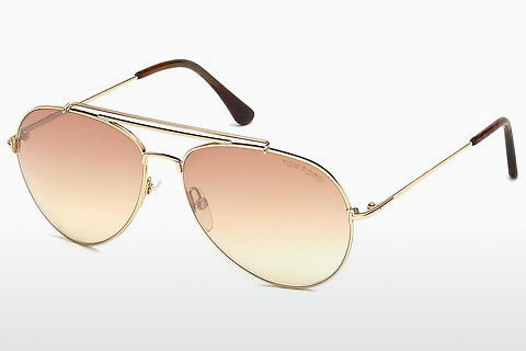 solbrille Tom Ford Indiana (FT0497 28Z)
