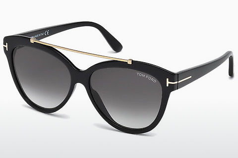 solbrille Tom Ford Livia (FT0518 01B)