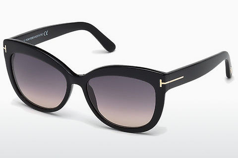 solbrille Tom Ford Alistair (FT0524 01B)
