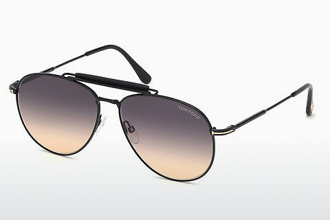 solbrille Tom Ford Sean (FT0536 01B)