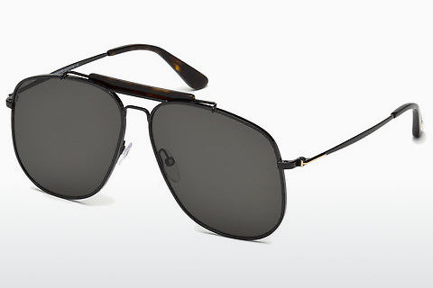 solbrille Tom Ford Connor-02 (FT0557 01A)