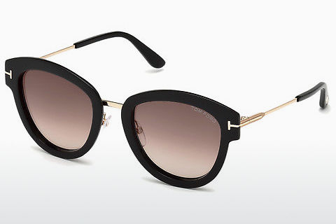 solbrille Tom Ford Mia-02 (FT0574 01T)