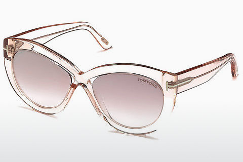 solbrille Tom Ford Diane-02 (FT0577 72Z)