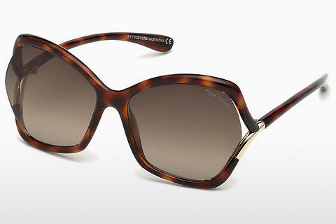 solbrille Tom Ford Astrid-02 (FT0579 53K)