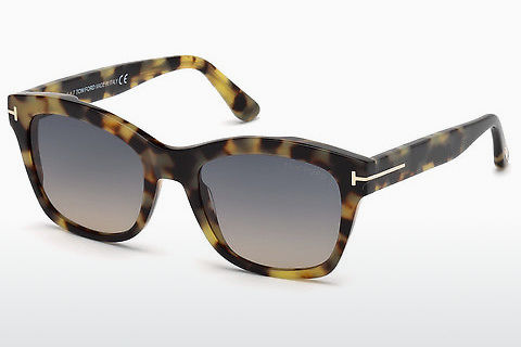 solbrille Tom Ford FT0614 55B