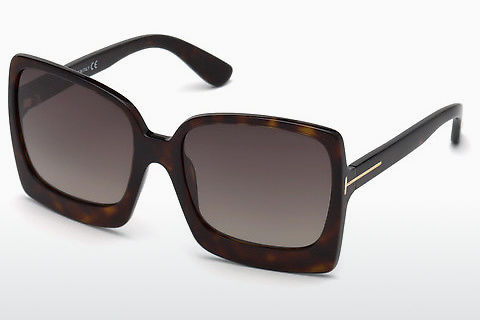 solbrille Tom Ford Katrine-02 (FT0617 52K)