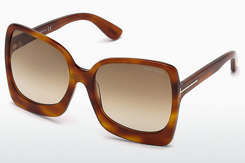 solbrille Tom Ford Emanuella-02 (FT0618 53F)