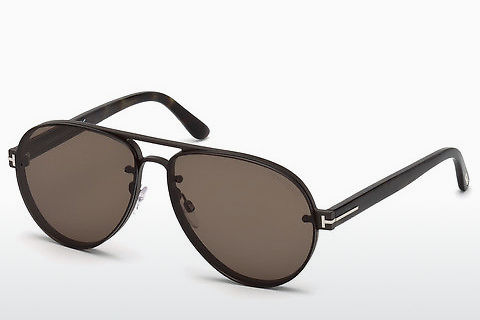 solbrille Tom Ford Alexei-02 (FT0622 12J)