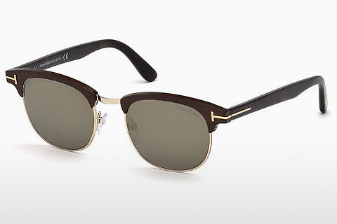 solbrille Tom Ford Laurent-02 (FT0623 49C)