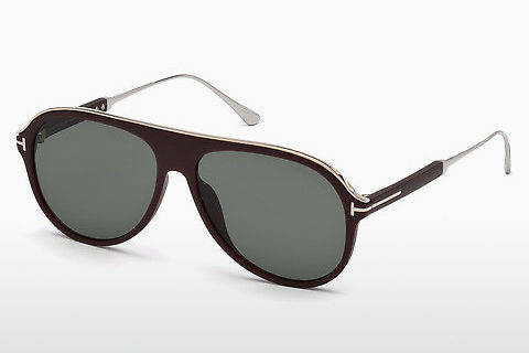 solbrille Tom Ford Nicholai-02 (FT0624 49A)