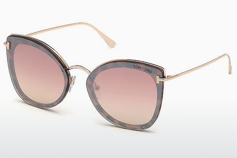 solbrille Tom Ford FT0657 55Z