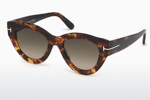 solbrille Tom Ford FT0658 55K