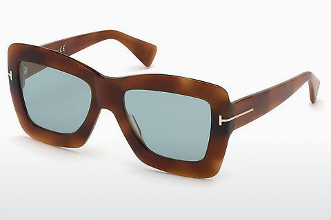 solbrille Tom Ford Hutton-02 (FT0664 53X)