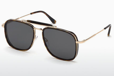 solbrille Tom Ford Huck (FT0665 52A)