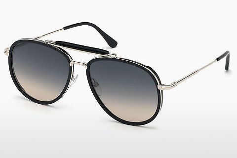 solbrille Tom Ford Tripp (FT0666 01B)