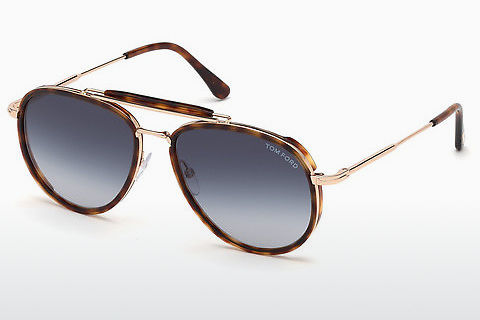 solbrille Tom Ford Tripp (FT0666 54W)