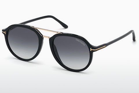 solbrille Tom Ford Rupert (FT0674 01B)