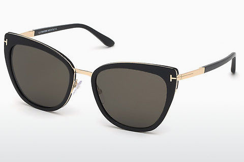 solbrille Tom Ford Simona (FT0717 01A)