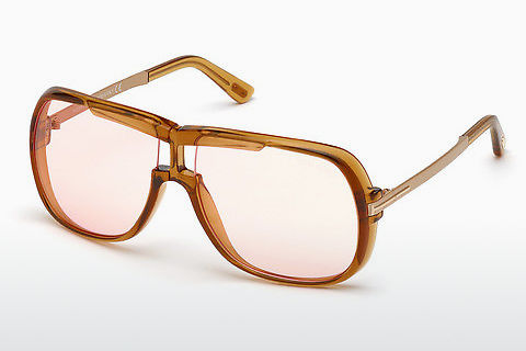 solbrille Tom Ford Caine (FT0800 45Y)