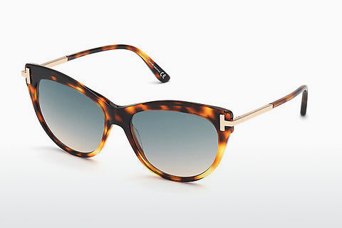 solbrille Tom Ford FT0821 55P
