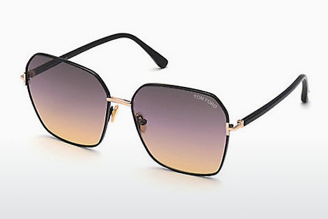 solbrille Tom Ford FT0839 01B