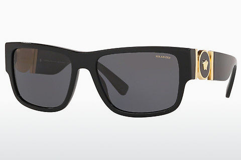 solbrille Versace VE4369 GB1/81