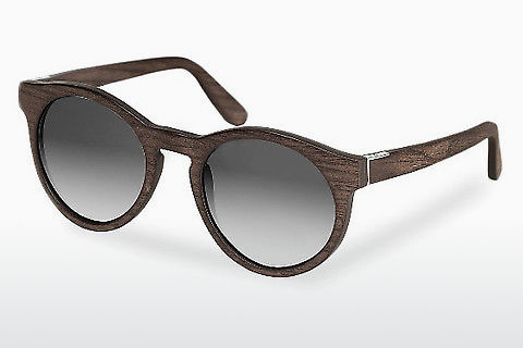 solbrille Wood Fellas Au (10756 black oak/grey)