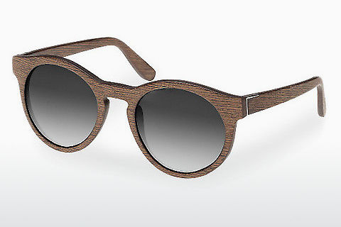 solbrille Wood Fellas Au (10756 walnut/grey)