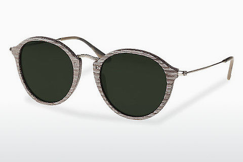solbrille Wood Fellas Nymphenburg (10760 chalk oak)