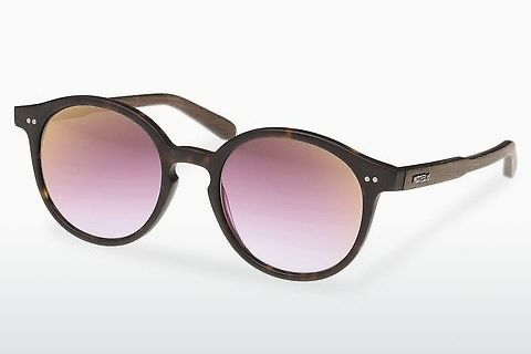 solbrille Wood Fellas Solln (10763 walnut/havana/rose)