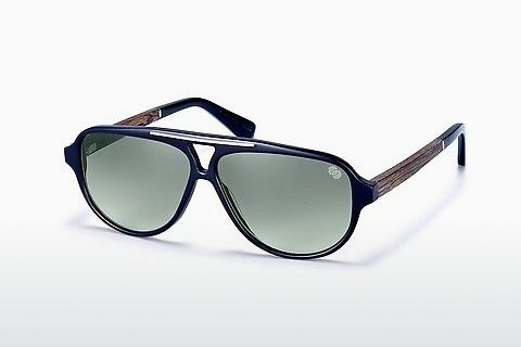 solbrille Wood Fellas Kemnat (10781 walnut)