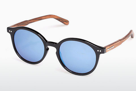 solbrille Wood Fellas Basic Leuchtenberg (10793 black oak)