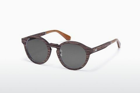 solbrille Wood Fellas Reichenstein (10948_S walnut)