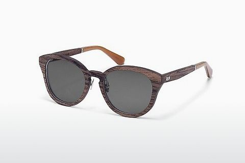 solbrille Wood Fellas Possenhofen (10955_S walnut)